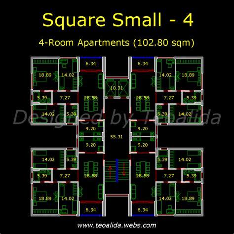 apartment floor plan design apartment floor plans dwg interior design