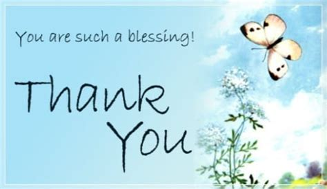 free thank you ecard email free personalized thank you