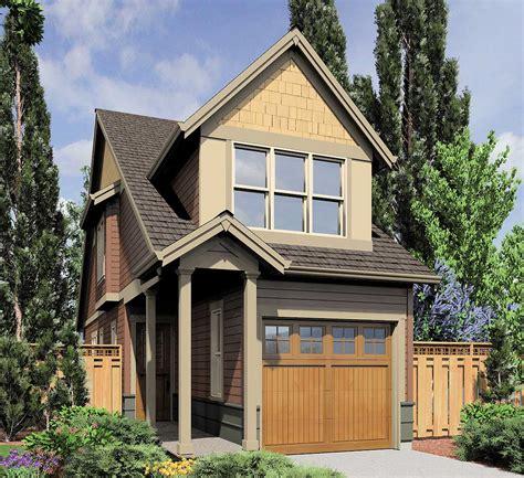 sliver of a home plan 69574am 2nd floor master suite