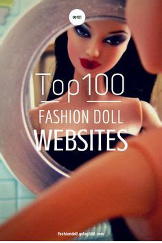 fashion doll top 100 pattern on clothes and
