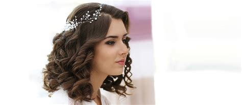 30 captivating wedding hairstyles for medium length hair