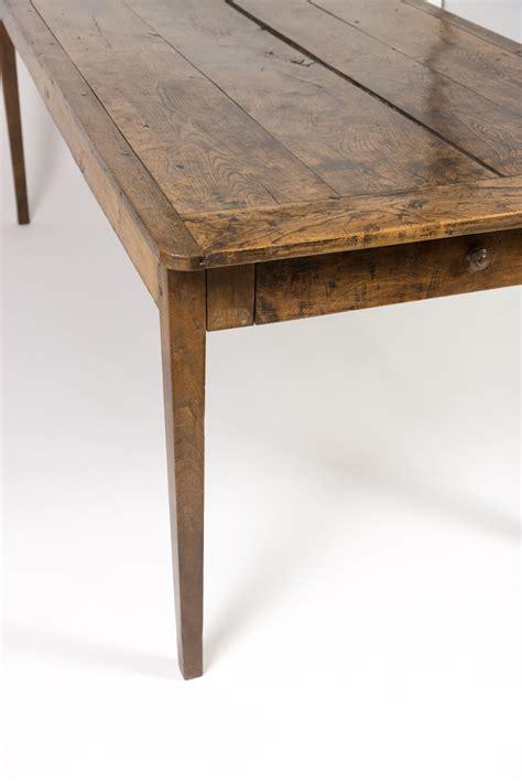 elm farm table a elmwood vintage farmhouse table 19th c 415 355 1690