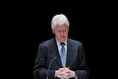 Essays On Bill Clinton by Clinton Papers Show Concerns About Racism In Government Rwanda The Japan Times