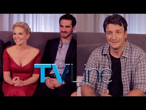 designated survivor bloopers comic con 2014 outtakes highlights from tvline video