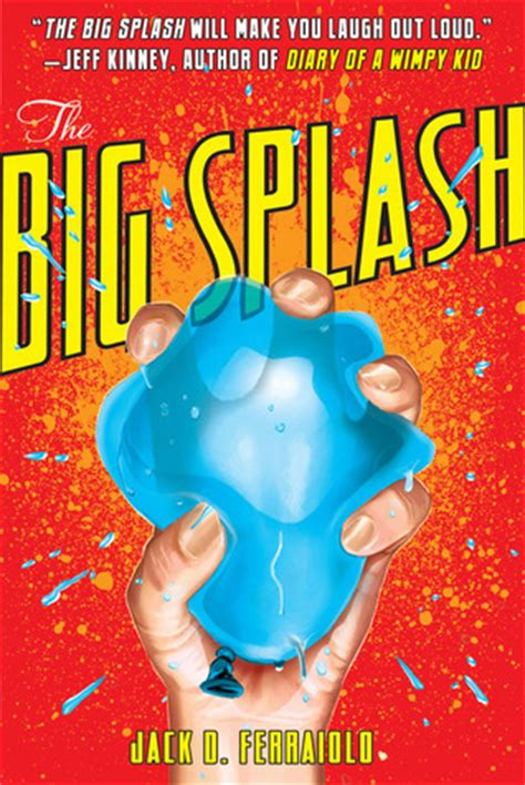 the book splash horror story books the big splash by d ferraiolo reviews discussion