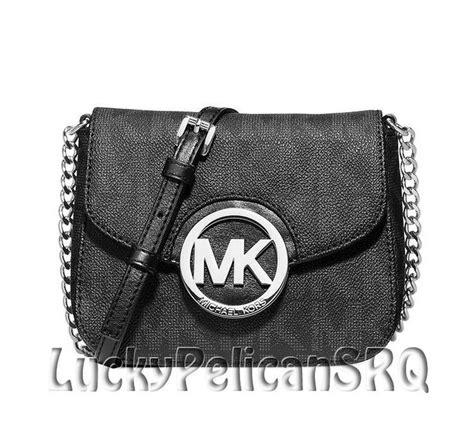 Sale Fashion Bag 5257 Leather Semipremiun michael kors fulton mk signature pvc small crossbody