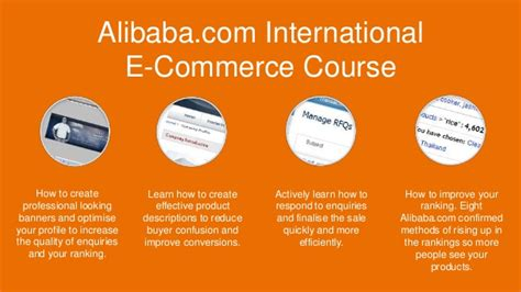 alibaba global course web courses company profile and alibaba com certified