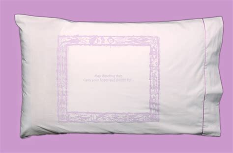 Shooting Through A Pillow by Dreamaid Introduces A New Trend In Bedding Pillow Covers