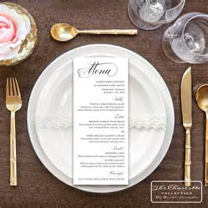 wedding menu cards templates for free menu card templates 50 free word psd pdf eps