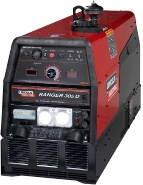 lincoln ranger 305d lincoln ranger 305d engine driven welder