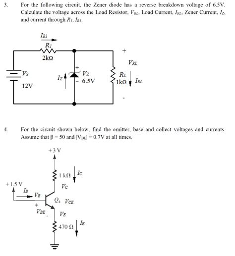 diode breakdown equation electrical engineering archive march 11 2016 chegg