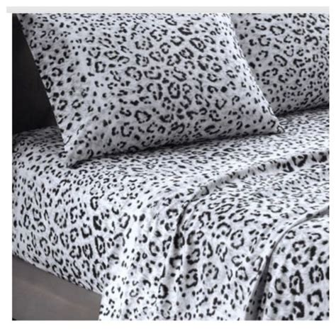 snow leopard bedding leopard bedding snow leopard and bedding sets on pinterest
