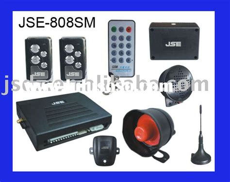 Alarm Motor Gps wireless gps gsm car alarm system wireless gps gsm car