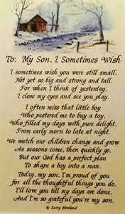 my i sometimes wish quotes my boys boys and graduation