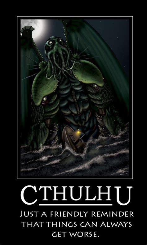 Cthulhu Meme - 19 best lovecraft mythos memes images on pinterest