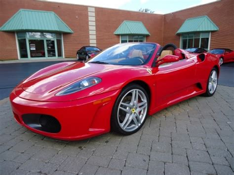 installing tps on a 2006 ferrari f430 spider 2006 ferrari f430 spider f1 factory authorized new and