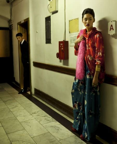 Prada 230 By Lysa Collection east meets west photographs by patric shaw fashion