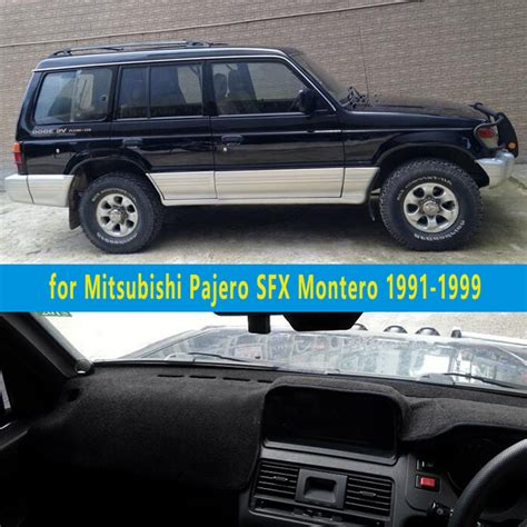 1991 1999 mitsubishi pajero montero 1991 1992 workshop service repair manual car dashmats car styling accessories dashboard cover for mitsubishi pajero 2 sfx montero 1991