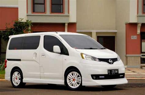 Produk Ukm Bumn Sho Mobil Motor segarkan model evalia sv nissan perkuat pasar low mpv