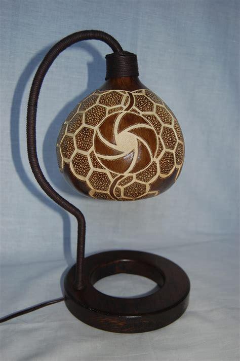 creative handmade gourd lamp home design garden