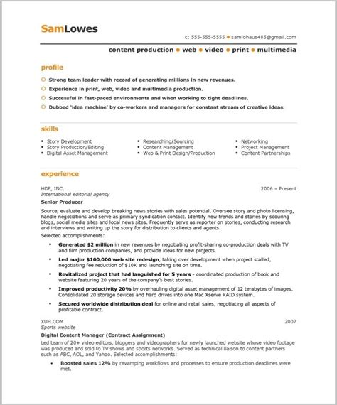 Free Resume Generator by Absolutely Free Resume Generator Resume Resume