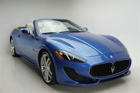 maserati granturismo convertible 2016 2016 maserati gran turismo coupe for sale 95 used cars