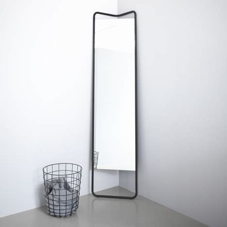 the kaschkasch floor mirror by kaschkasch cologne for menu
