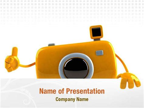 camera powerpoint templates camera powerpoint