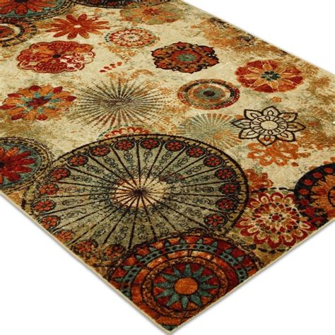 8x10 area rugs home depot 187 mohawk home taba brown 8 ft x