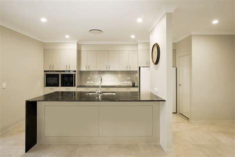 Contemporary Modern Kitchen Design Brisbane With Vanilla Kitchen Cabinets Designs