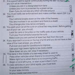 california driving test noc sv