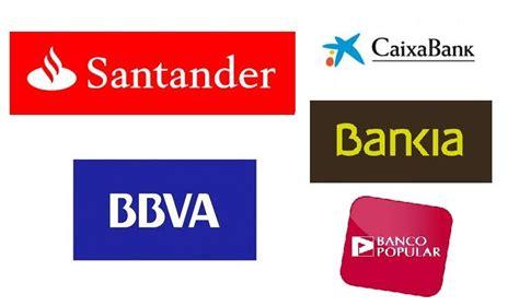 principales bancos espa oles bancos m 225 s grandes de espa 241 a economipedia