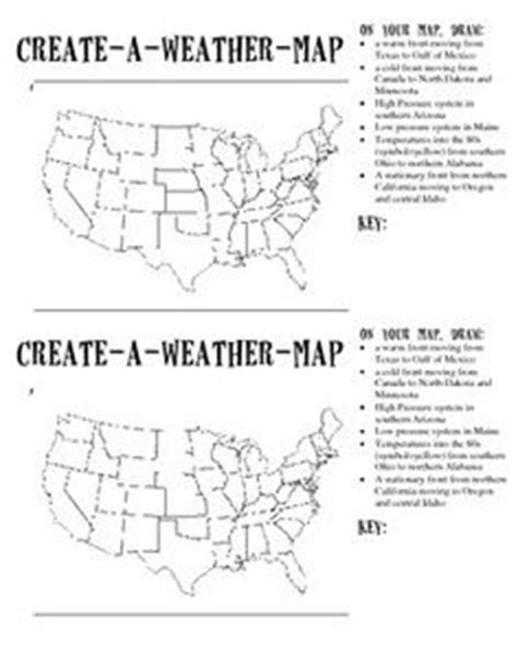 Interpreting A Weather Map Worksheets by 1000 Images About Teaching On Writers Notebook Scientific Method And Readers Workshop