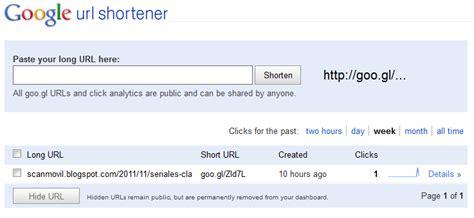 direcciones cortas google scanmovil google url google url el acortador de url de