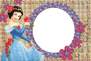 Free Disney Templates by Templates Cliparts And More Disney Princesses Frames