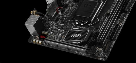 Msi Z270 I Gaming Pro Carbon Ac overview for z270i gaming pro carbon ac motherboard