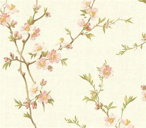 fondo de flores vintage fondo beige con flores tipo sakura fondos vintage