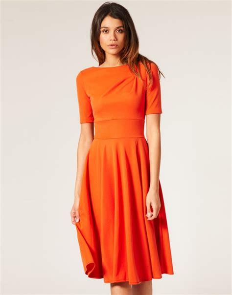Dresss Orange 25 best ideas about orange work dresses on