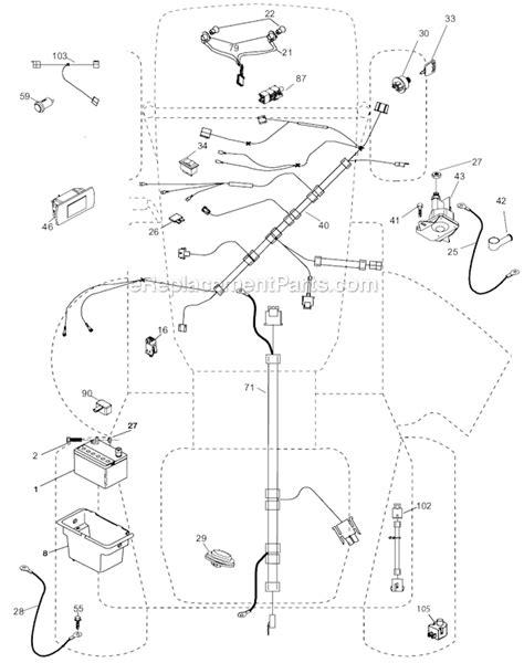 husqvarna yth wiring diagram