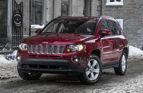 jeep compass 2017 exterior 2017 jeep compass overview cargurus