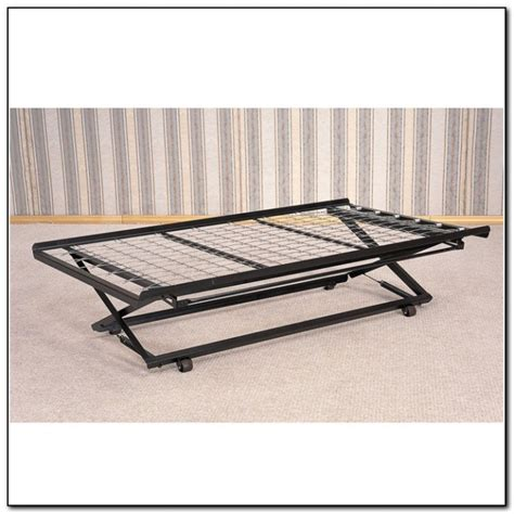 pop up trundle bed frame twin bed frame with trundle pop up bed frames twin xl