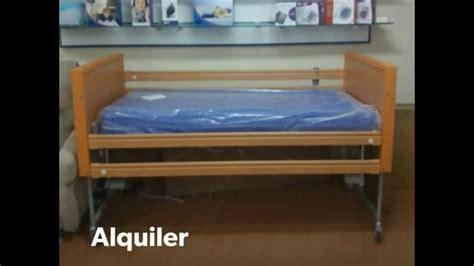 camas electricas para enfermos alquiler de camas articuladas electricas 915021325