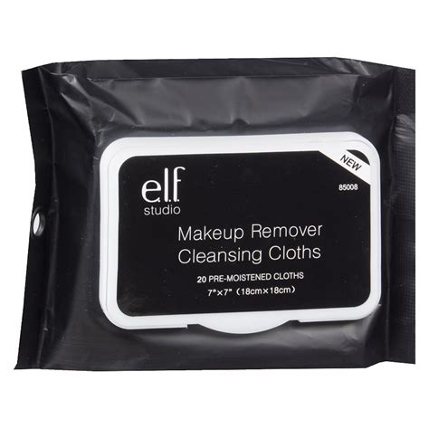 Drugstore Drugstore Brand Cleansing Cloths e l f studio makeup remover cleansing cloths walgreens