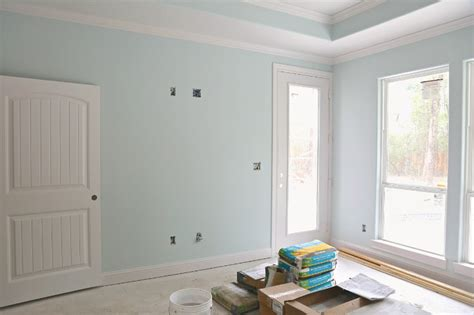 sherwin williams sea salt tips for choosing whole home paint color scheme