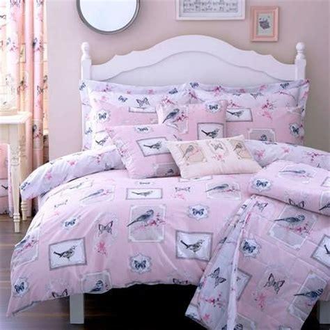 dunelm bed linens pink ariya collection duvet cover set dunelm bedding