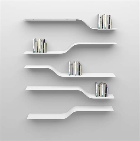 wall mounted bookshelves white wall mounted bookshelves