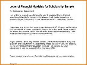 8 financial aid request letter sle quote templates