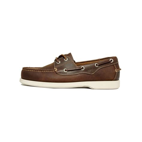 dockers boat shoes dockers oceanic boat shoes in brown for lyst