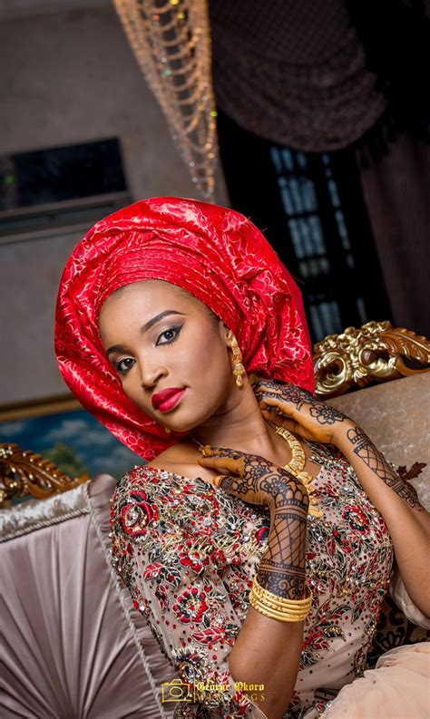 hausa female ankara styles muneerah umar kano hausa muslim nigerian wedding