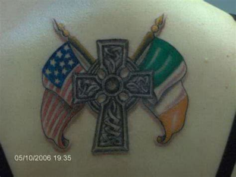irish american tattoos catholic american 5396497 171 top tattoos ideas
